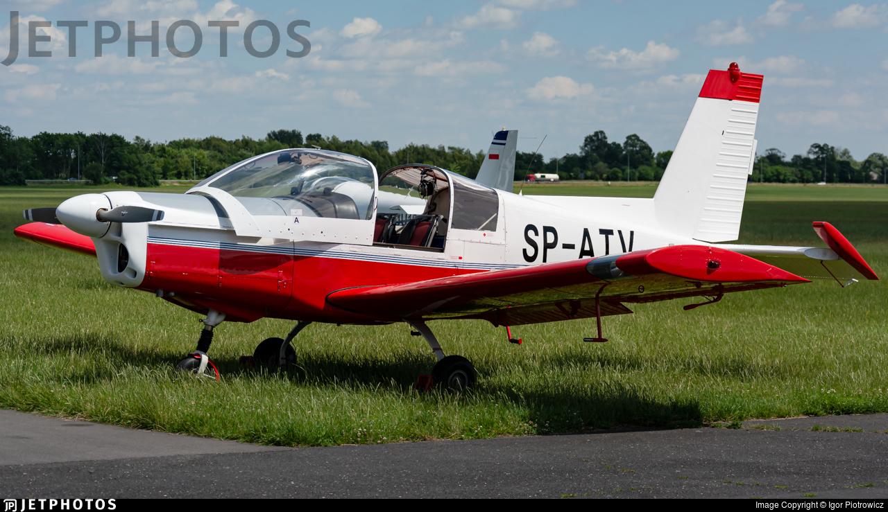 SP-ATV - Zlin 142 - Private