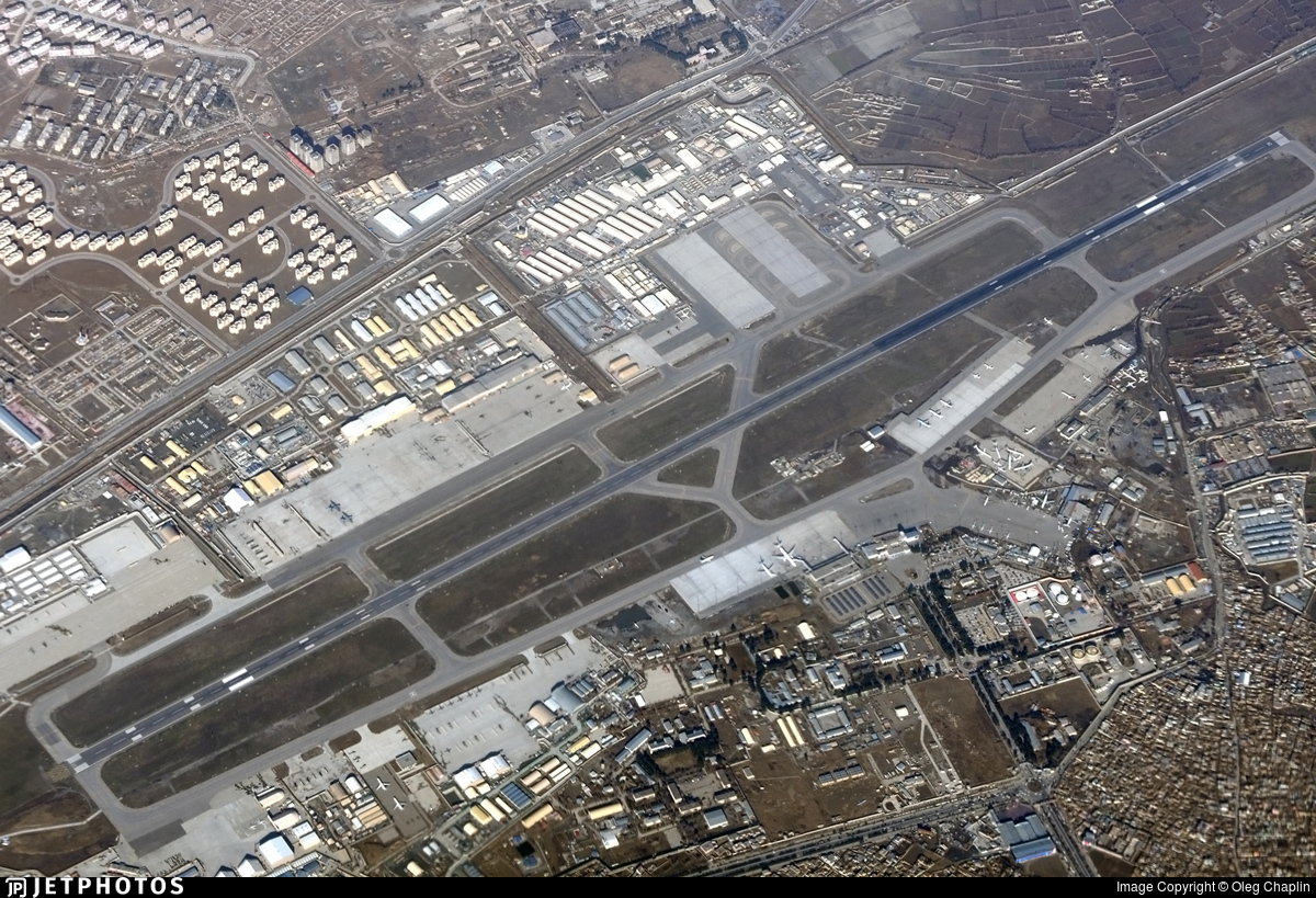 OAKB - Airport - Airport Overview