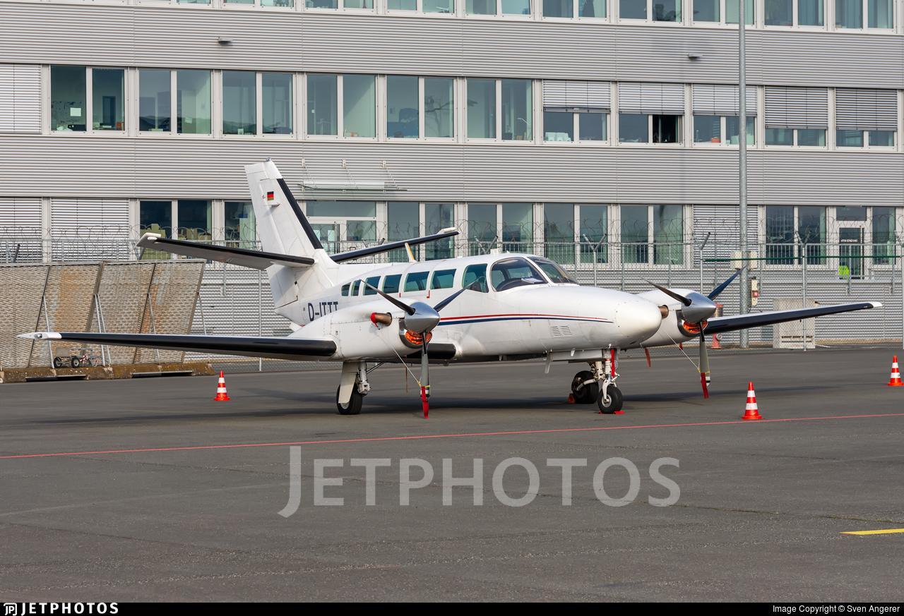 D-ITTT - Reims-Cessna F406 Caravan II - Air-Taxi Europe