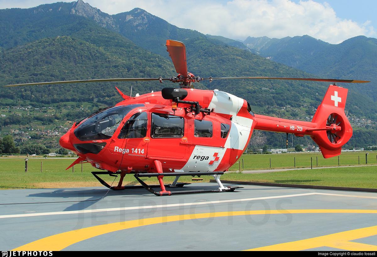 HB-ZQI - Airbus Helicopters H145 - REGA - Swiss Air Ambulance