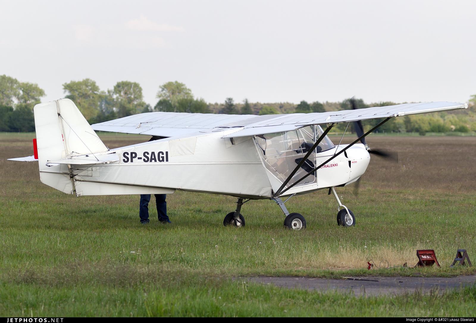 SP-SAGI - Skyranger 912 - Private