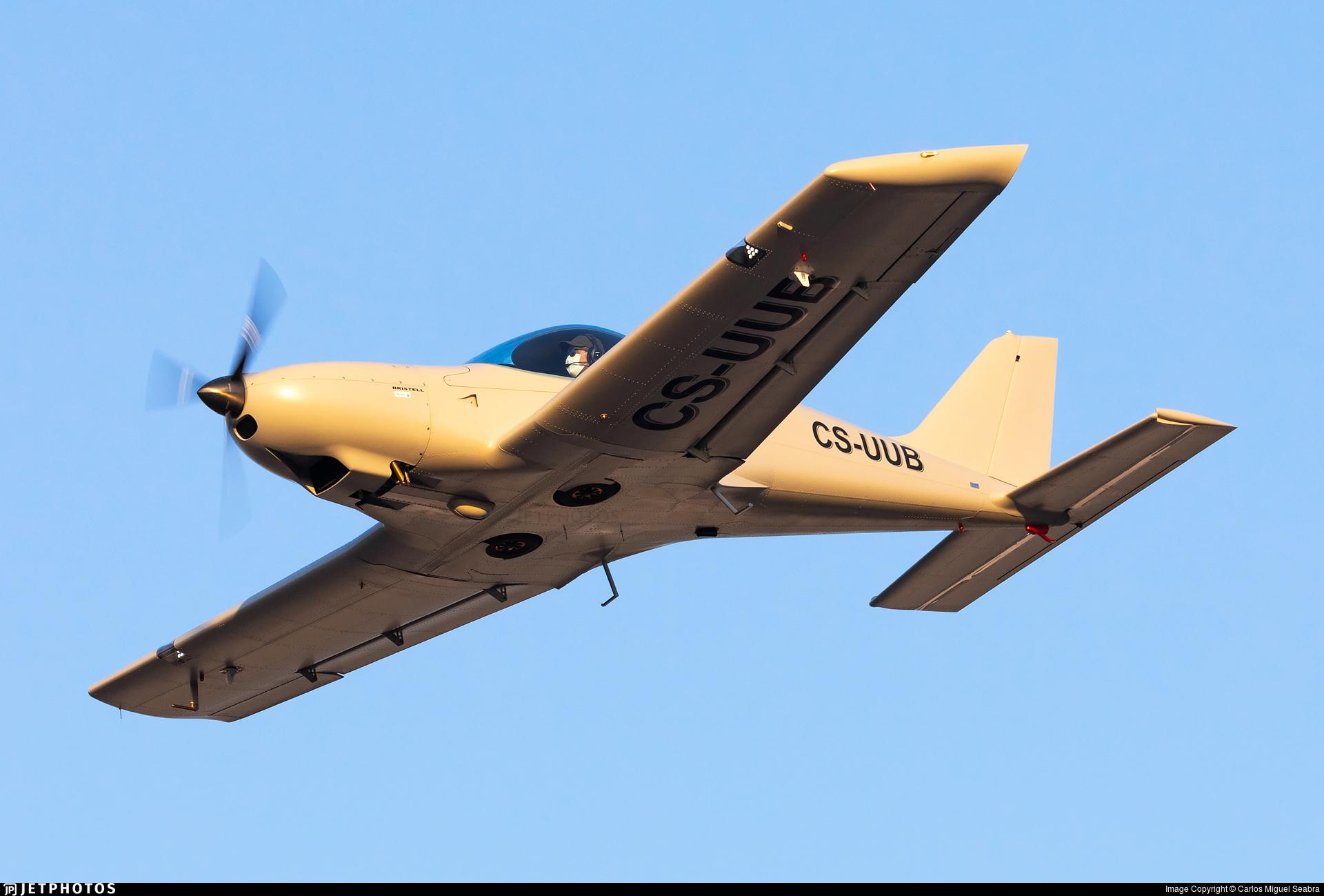 CS-UUB - BRM Aero Bristell NG-5 RG - Private