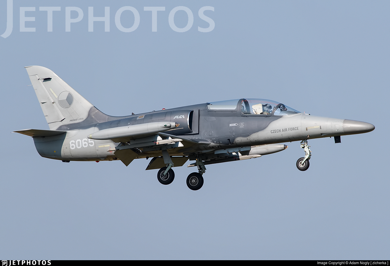 6065 - Aero L-159A Alca - Czech Republic - Air Force