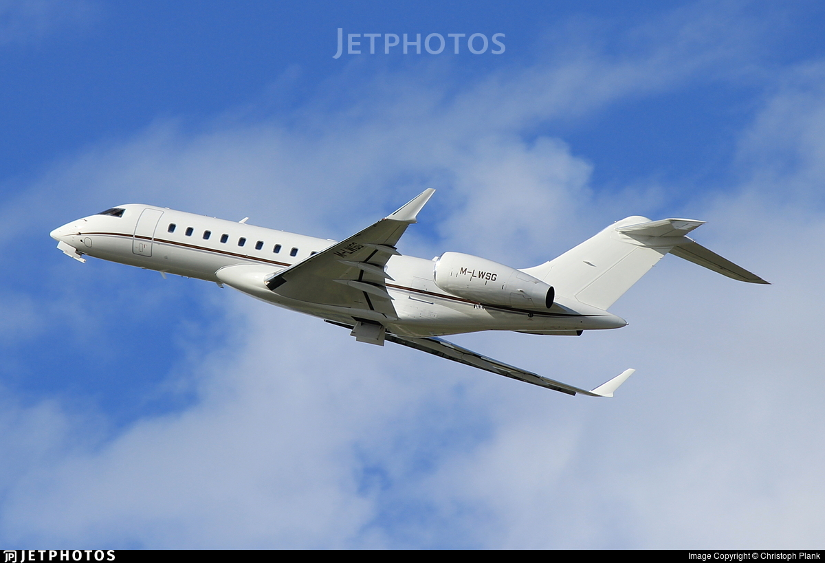 M-LWSG - Bombardier BD-700-1A10 Global 6000 - Private