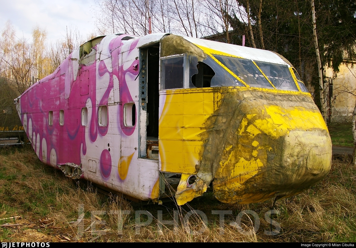 OE-FDL - Short SC-7 Skyvan 3-100 - Pink Aviation