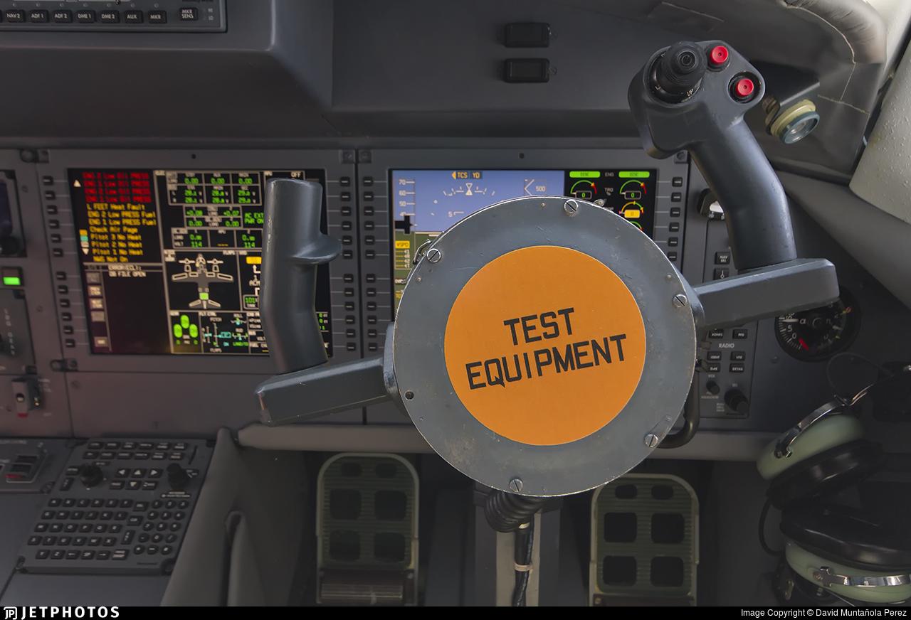 UR-EXK - Antonov An-132D - Antonov Design Bureau