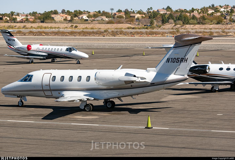 N105RH - Cessna 650 Citation III - Private