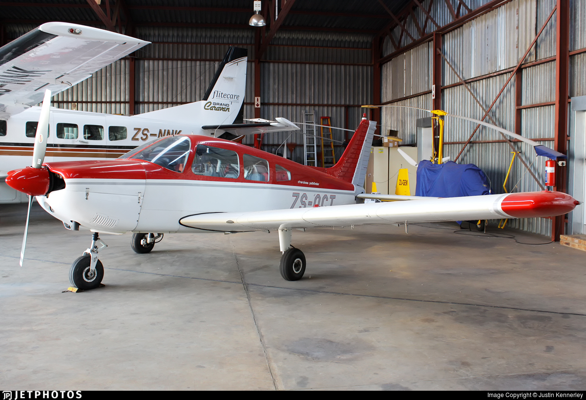 ZS-OCT   Piper PA-28-235 Cherokee Pathfinder   Private