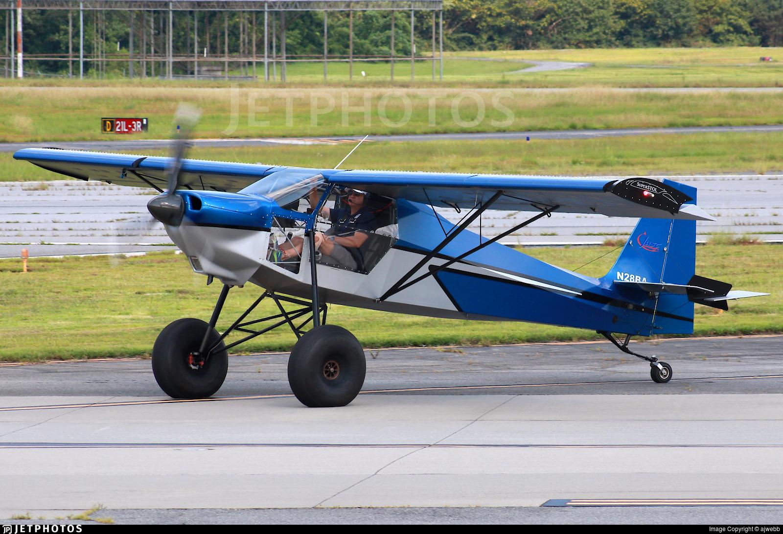 N28BA - Just AirCraft SuperSTOL - Angell Aviation