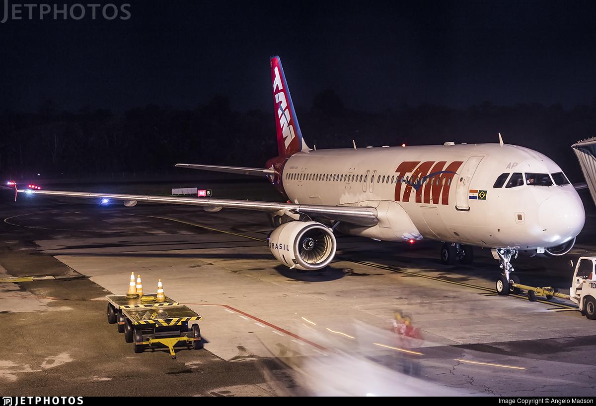 PR-MAP - Airbus A320-232 - TAM Linhas Aéreas