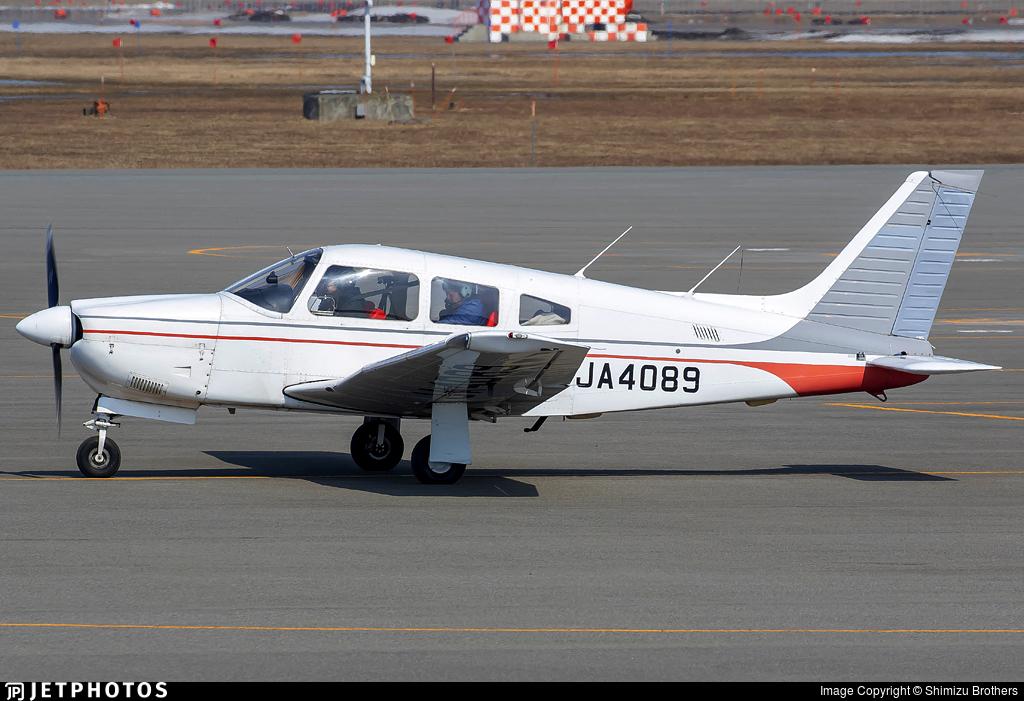 JA4089 - Piper PA-28R-201 Arrow - Private