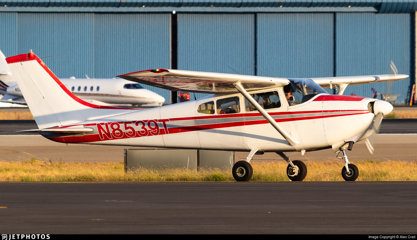 N8539T - Cessna 182C Skylane - Private