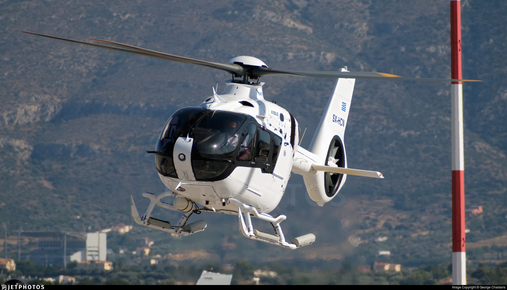 SX-HCN - Airbus Helicopters H135 T3 - Airlift