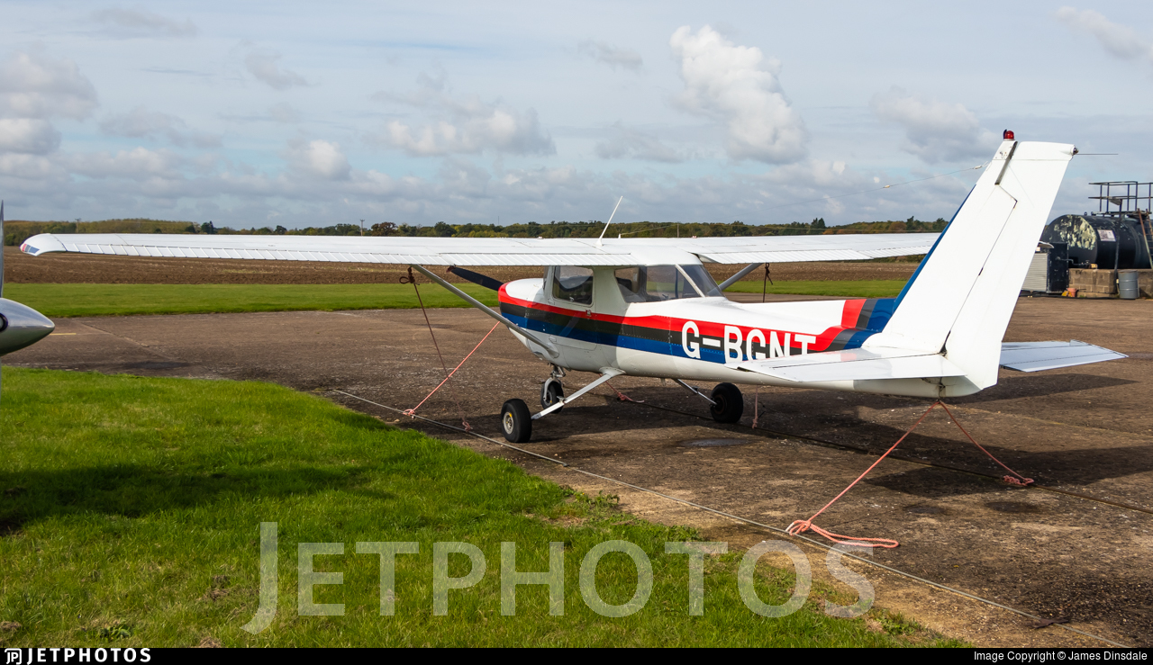 G-BGNT - Reims-Cessna F152 - Private