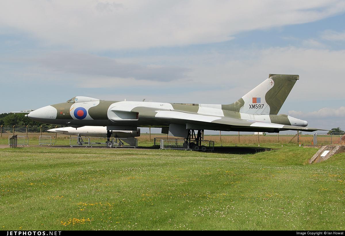 XM597 - Avro 698 Vulcan B.2 - United Kingdom - Royal Air Force (RAF)