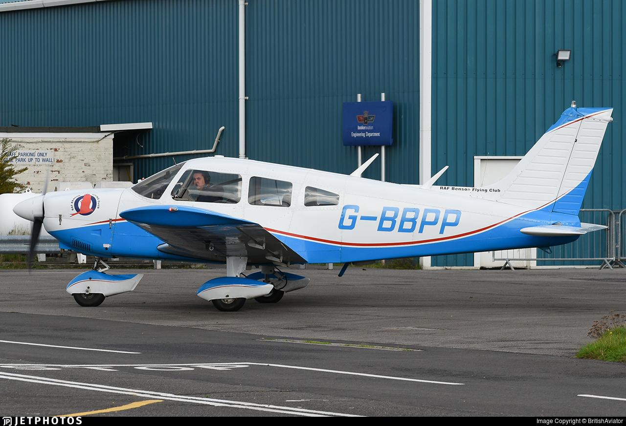 G-BBPP - Piper PA-28-180 Cherokee - Private