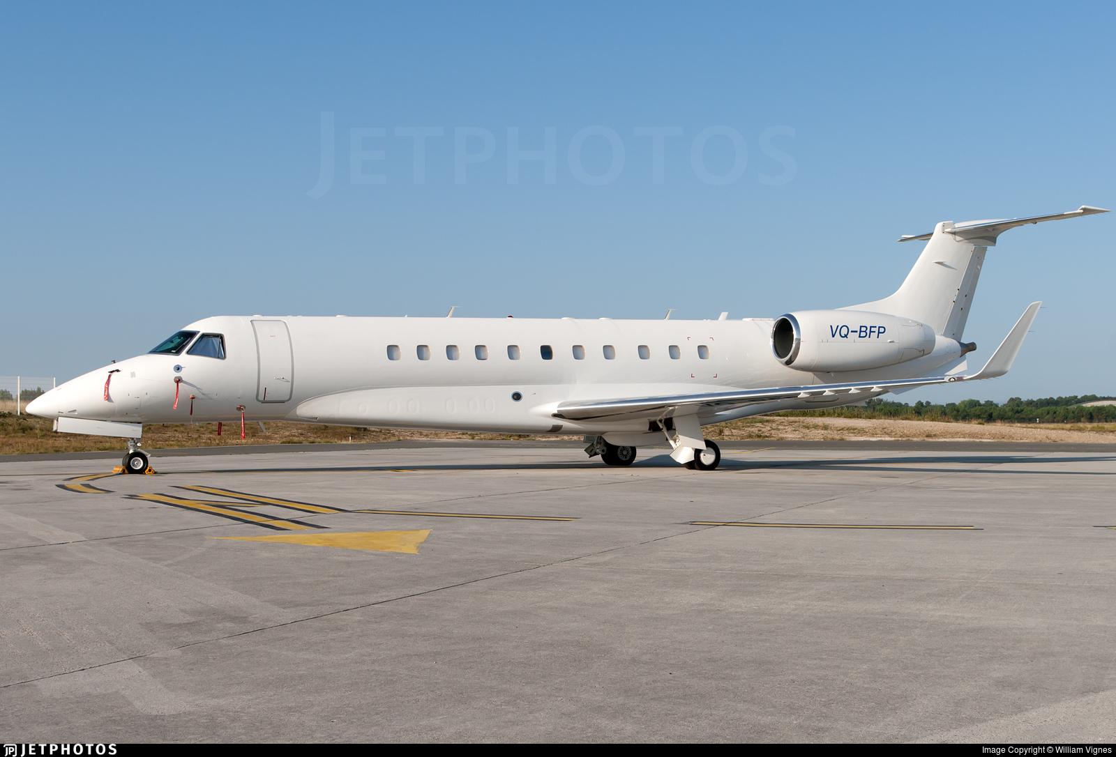 VQ-BFP - Embraer ERJ-135BJ Legacy 600 - China Sonangol International