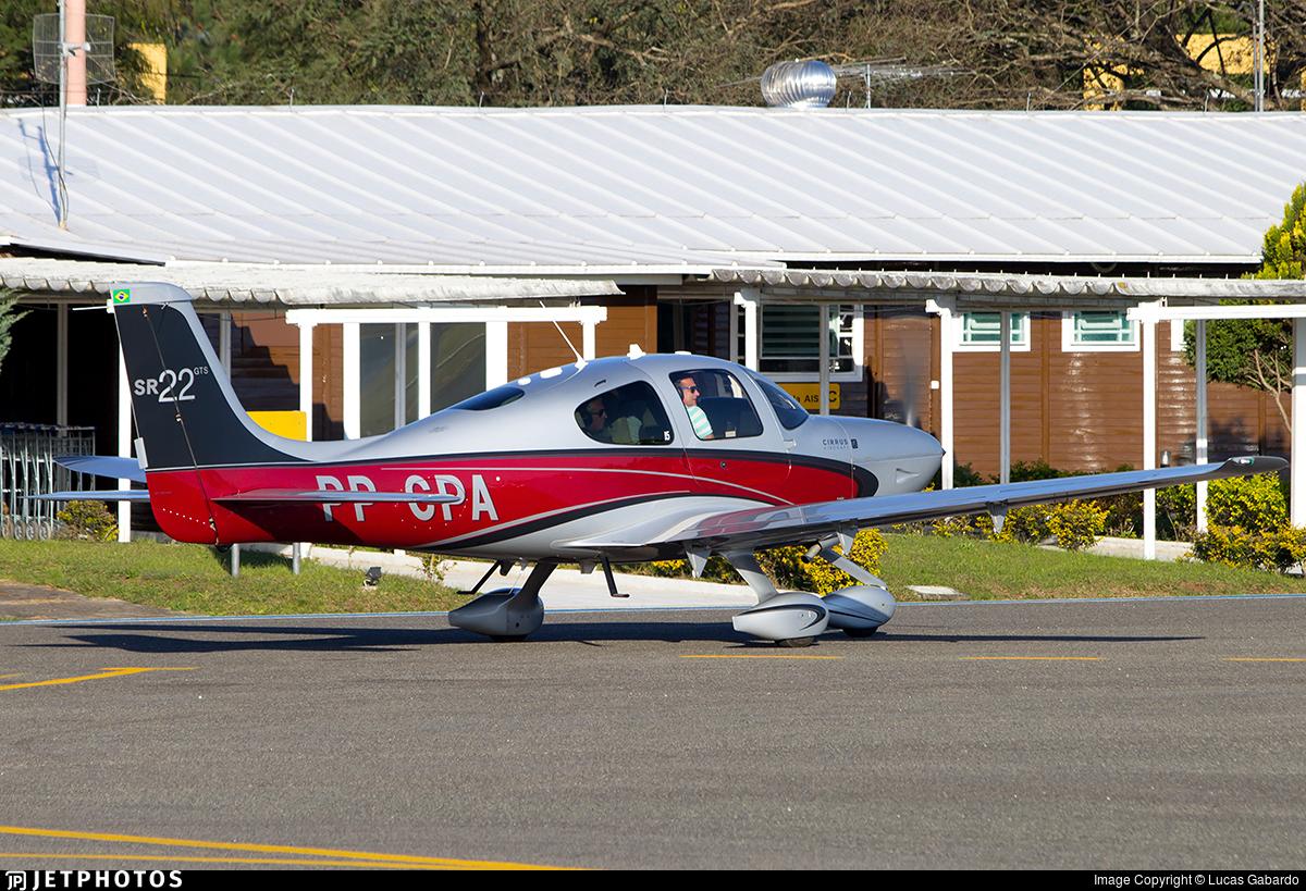 PP-CPA - Cirrus SR22-GTS - Private