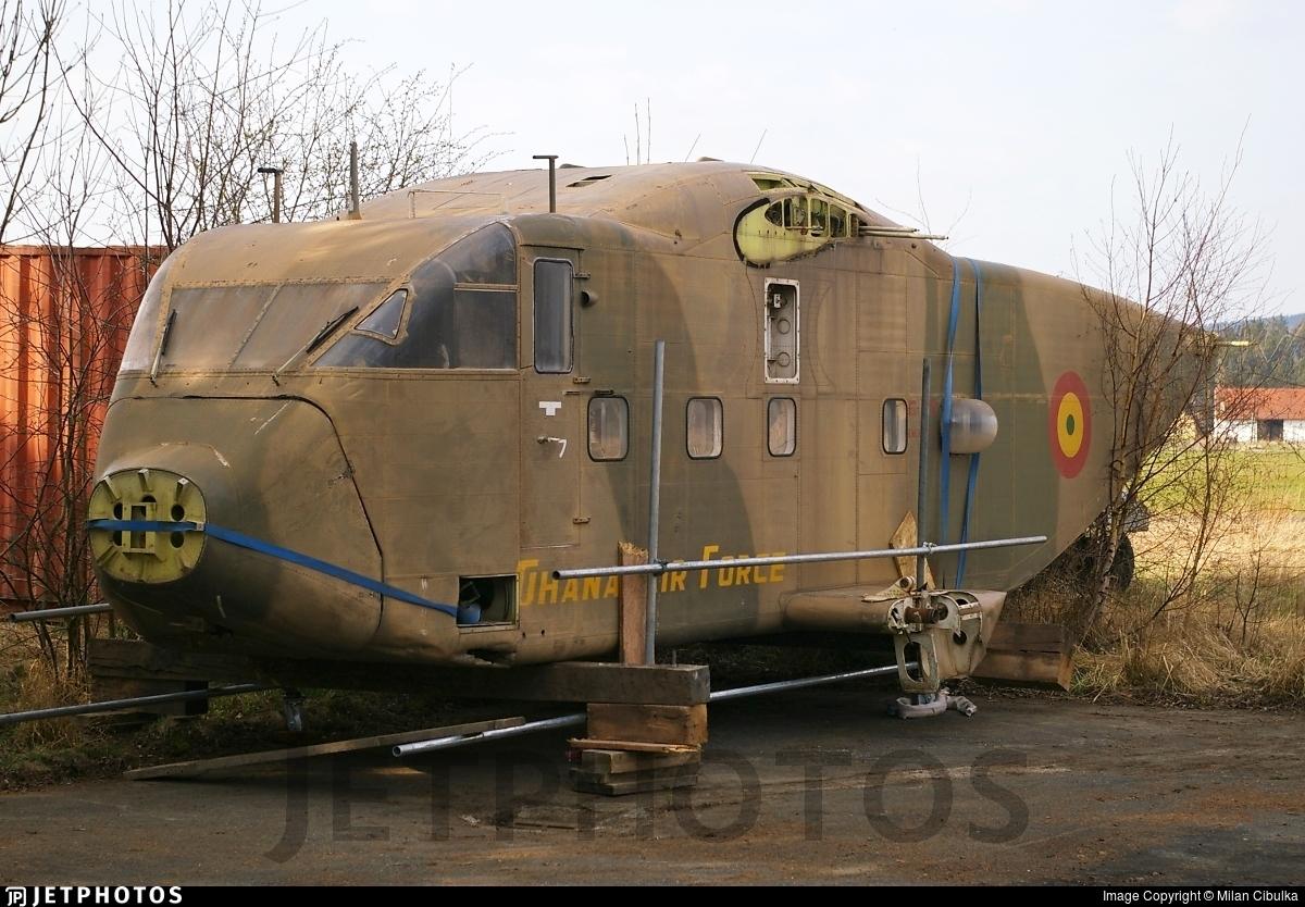 G452 - Short SC-7 Skyvan 3-100 - Ghana - Air Force