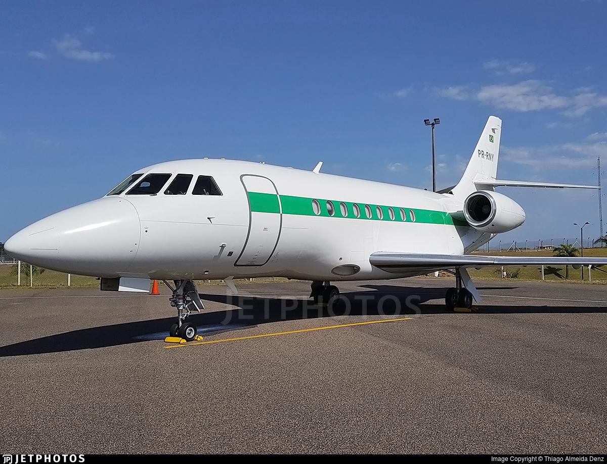 PR-RNY - Dassault Falcon 2000LX - Private