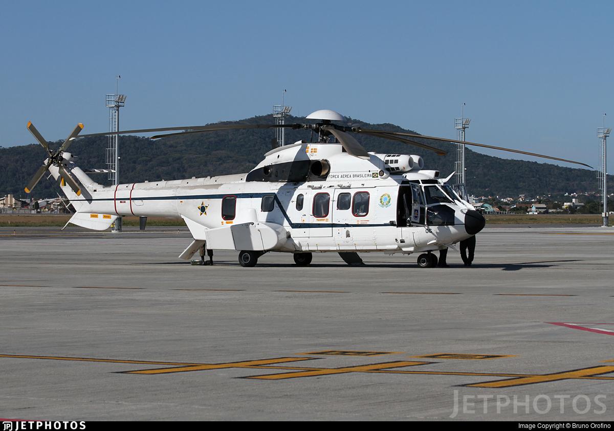 FAB8506 - Eurocopter EC 725 Caracal - Brazil - Air Force