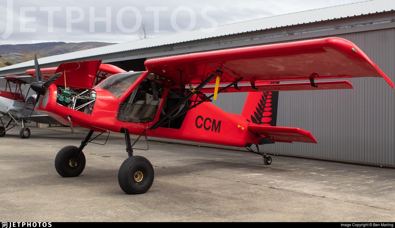 ZK-CCM - Australian Aircraft Hornet STOL - Private