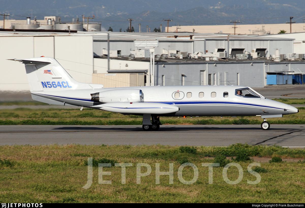 N564CL - Bombardier Learjet 25D - Private