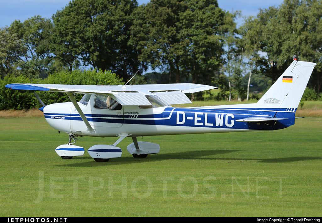 D-ELWG - Cessna 150 - Private
