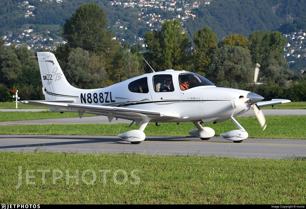 N888ZL - Cirrus SR22T-GTS - Aerospace Trust Management