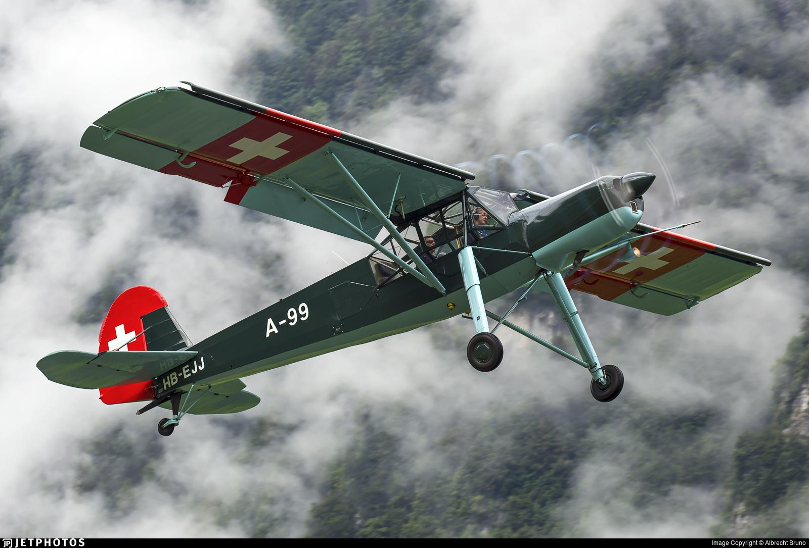HB-EJJ - Morane-Saulnier MS-505 Criquet - Private