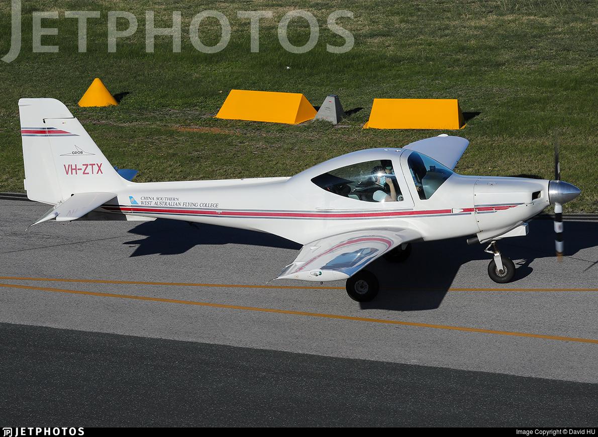 VH-ZTX - Grob G115C-2 - China Southern West Australian Flying College