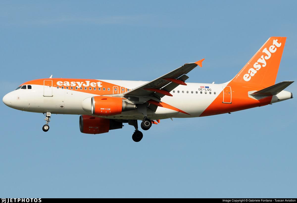 OE-LQG - Airbus A319-111 - easyJet Europe