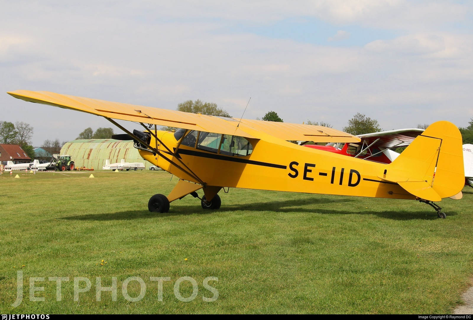 SE-IID - Piper J-3C-65 Cub - Private