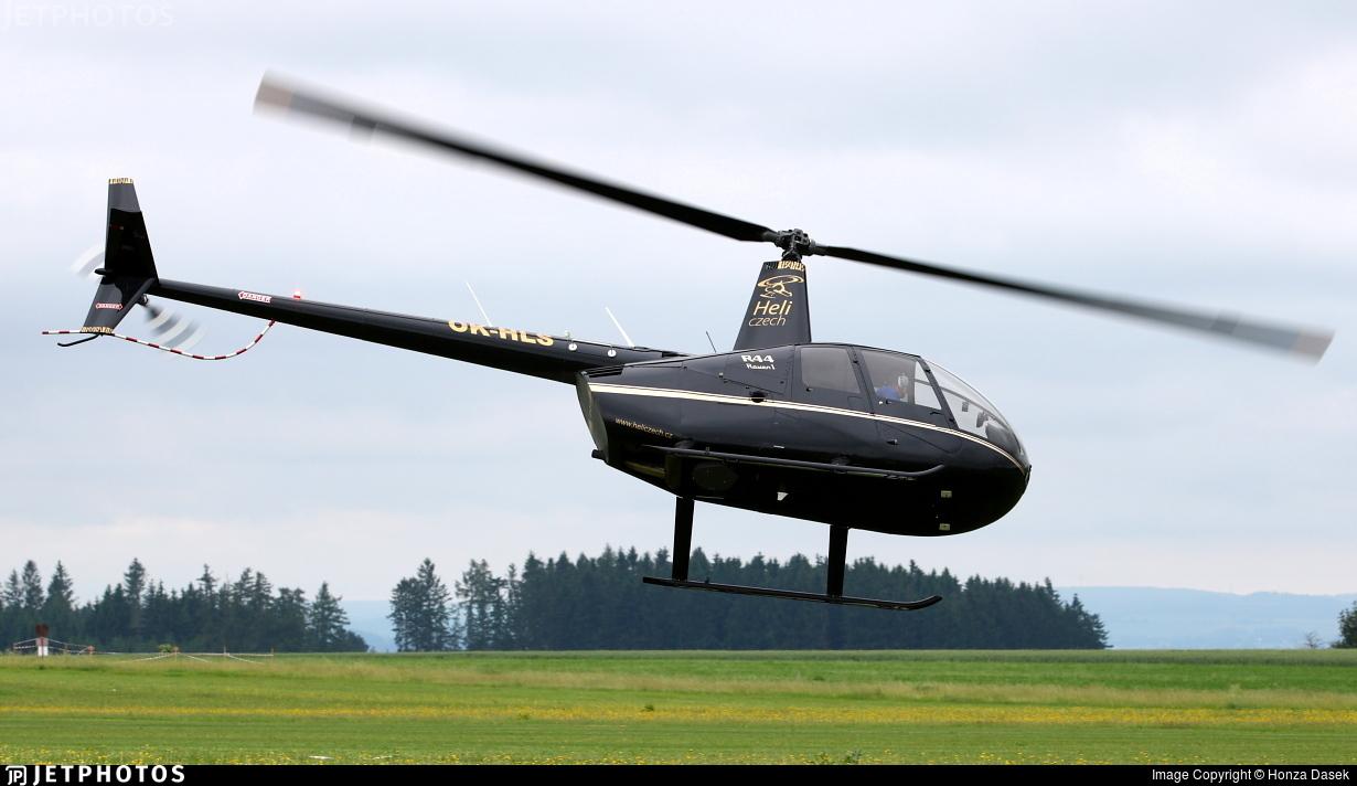 OK-HLS - Robinson R44 Raven - Heli Czech