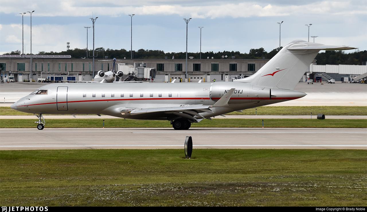 N500VJ - Bombardier BD-700-1A11 Global 5000 - VistaJet