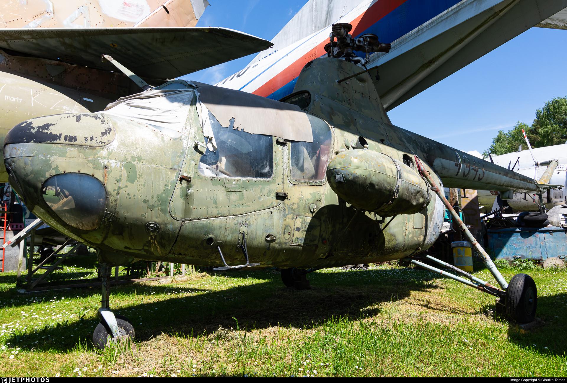 4043 - PZL-Swidnik SM-1W - Czechoslovakia - Air Force