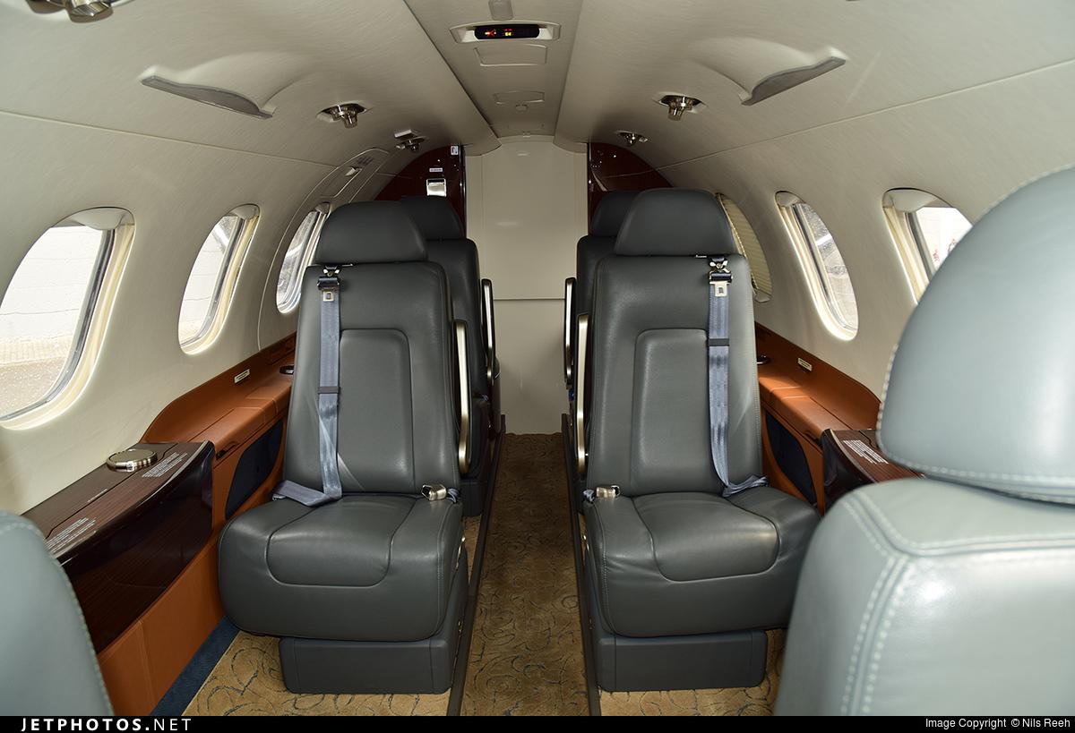 N571EE - Embraer 505 Phenom 300 - Private