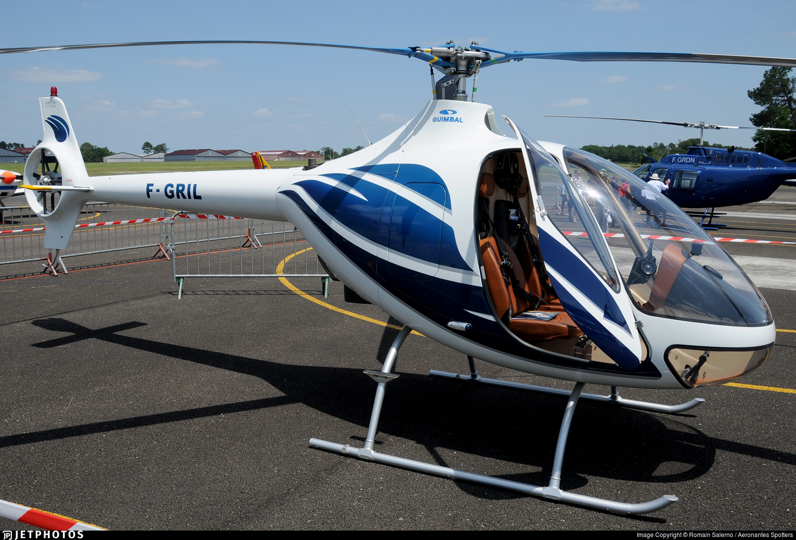 F-GRIL - Guimbal Cabri G2 - Private