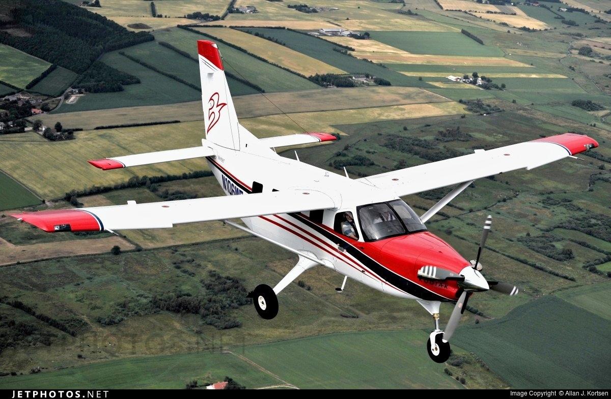 N106MF - Quest Aircraft Kodiak 100 - Mission Aviation Fellowship (MAF)