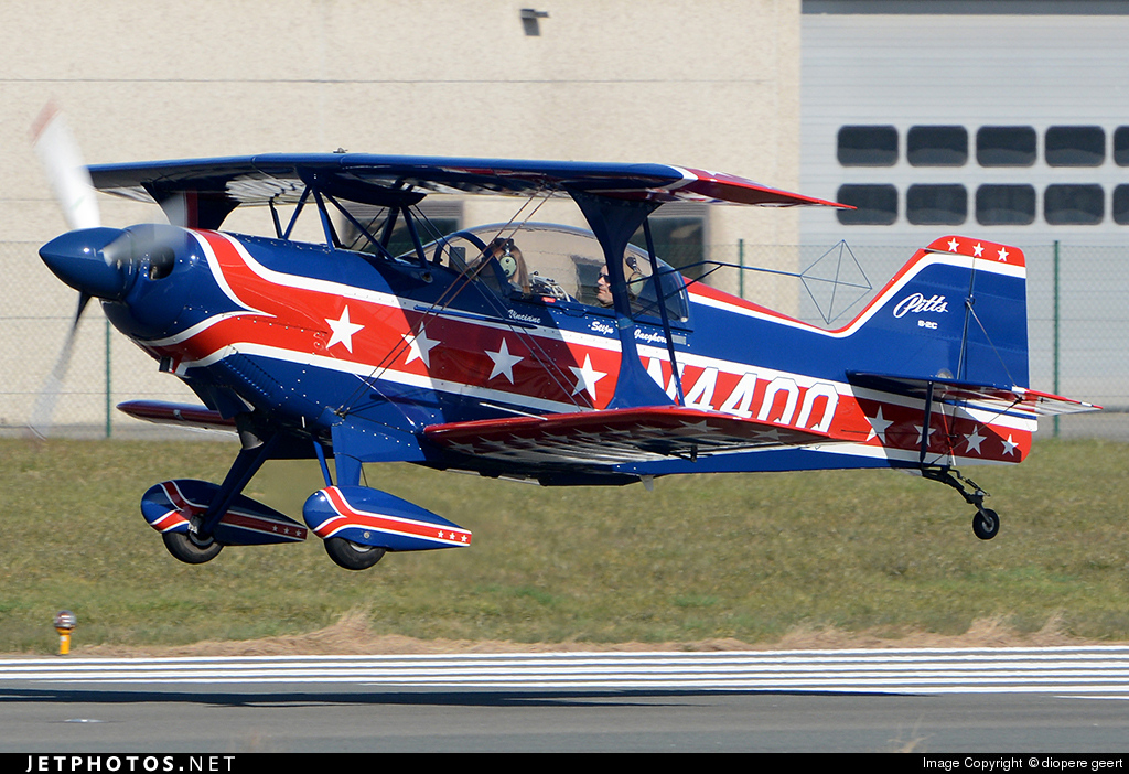 N44QQ - Pitts S-2C Special - Private