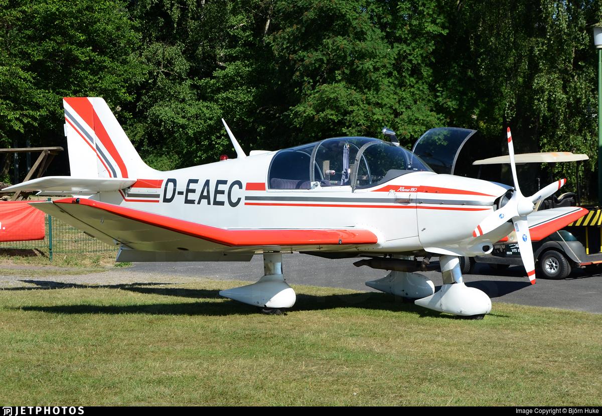 D-EAEC - Robin DR300/180R - Private