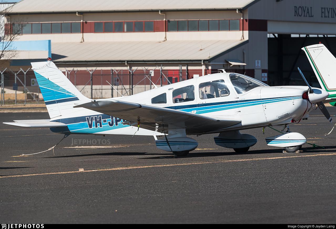 VH-JPL - Piper PA-28-181 Archer - Private