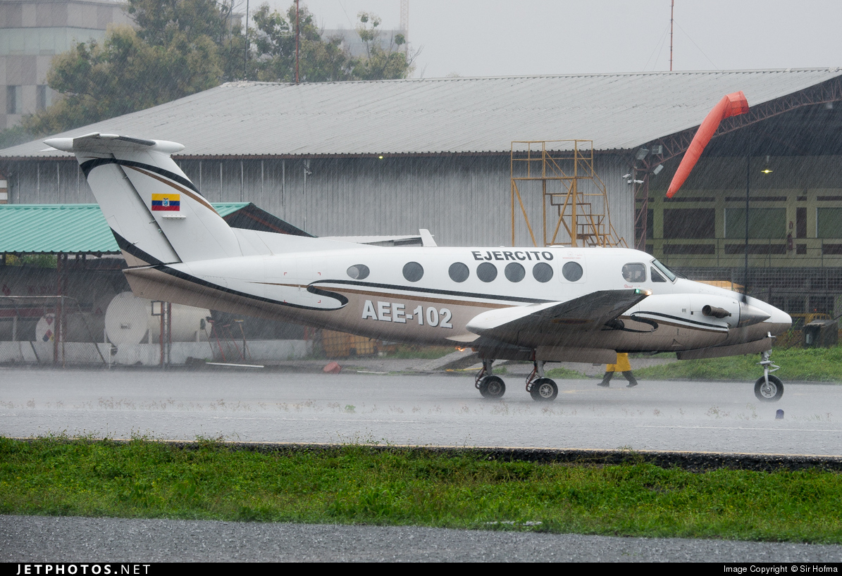 Be20 Beech King Air 200