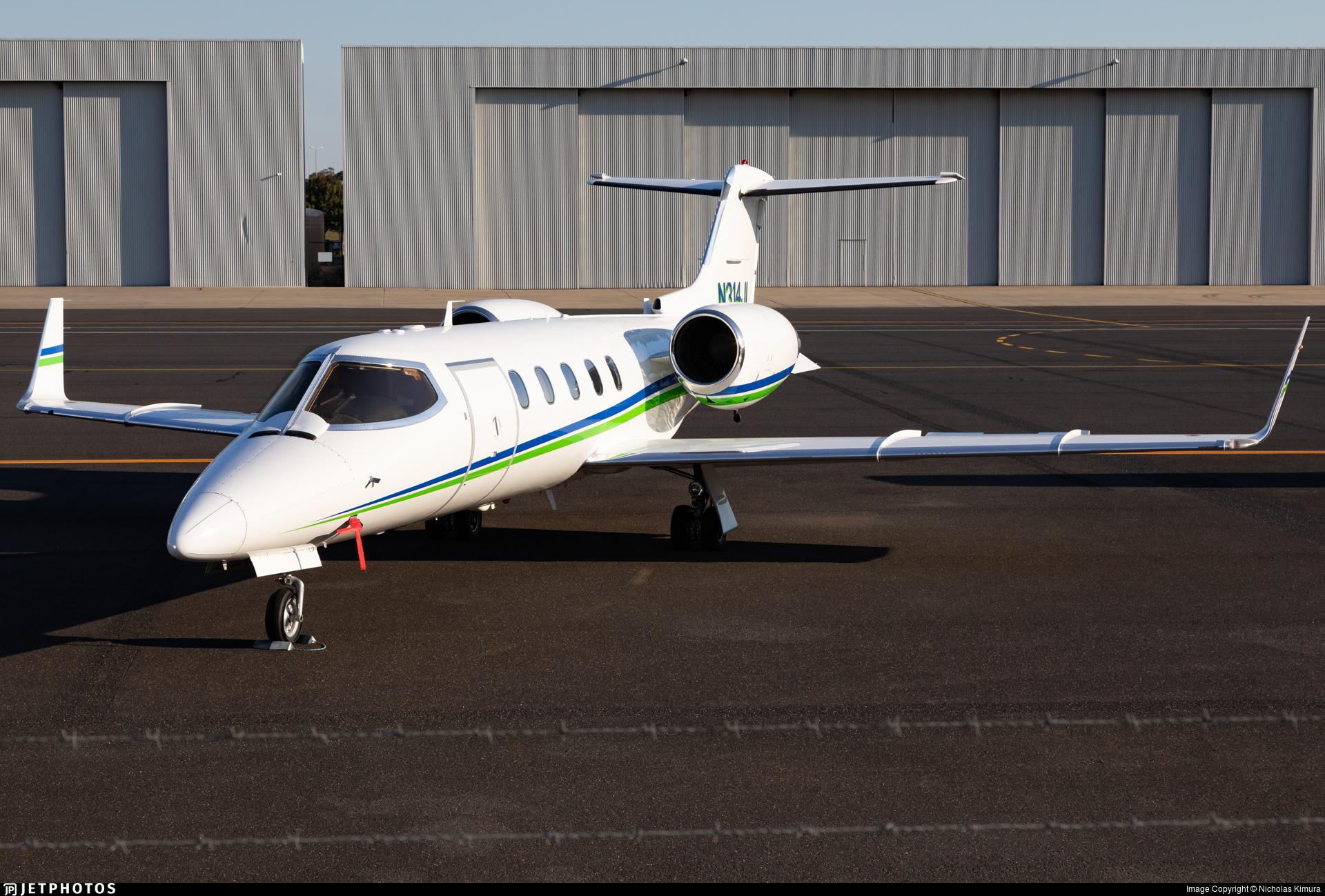 N314JL - Bombardier Learjet 31A - Private
