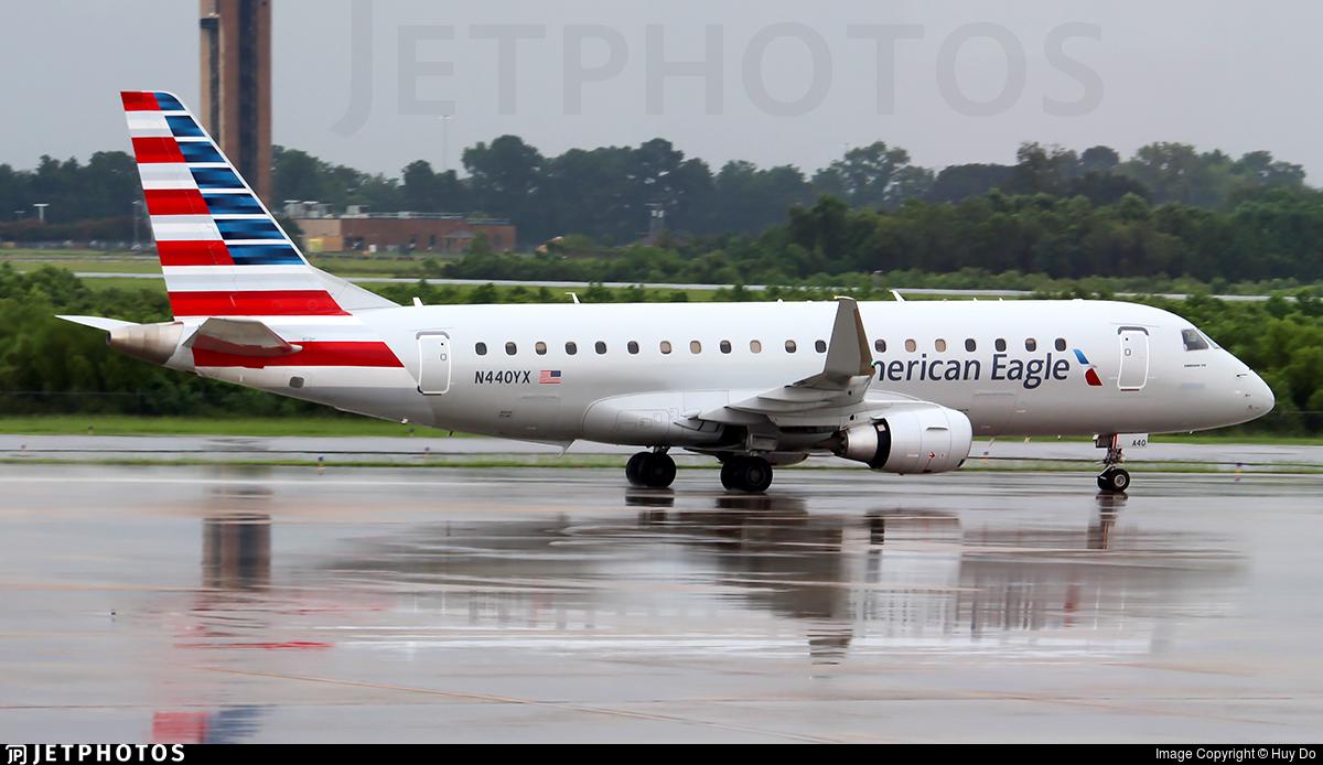 N440YX - Embraer 170-200LR - American Eagle (Republic Airways)
