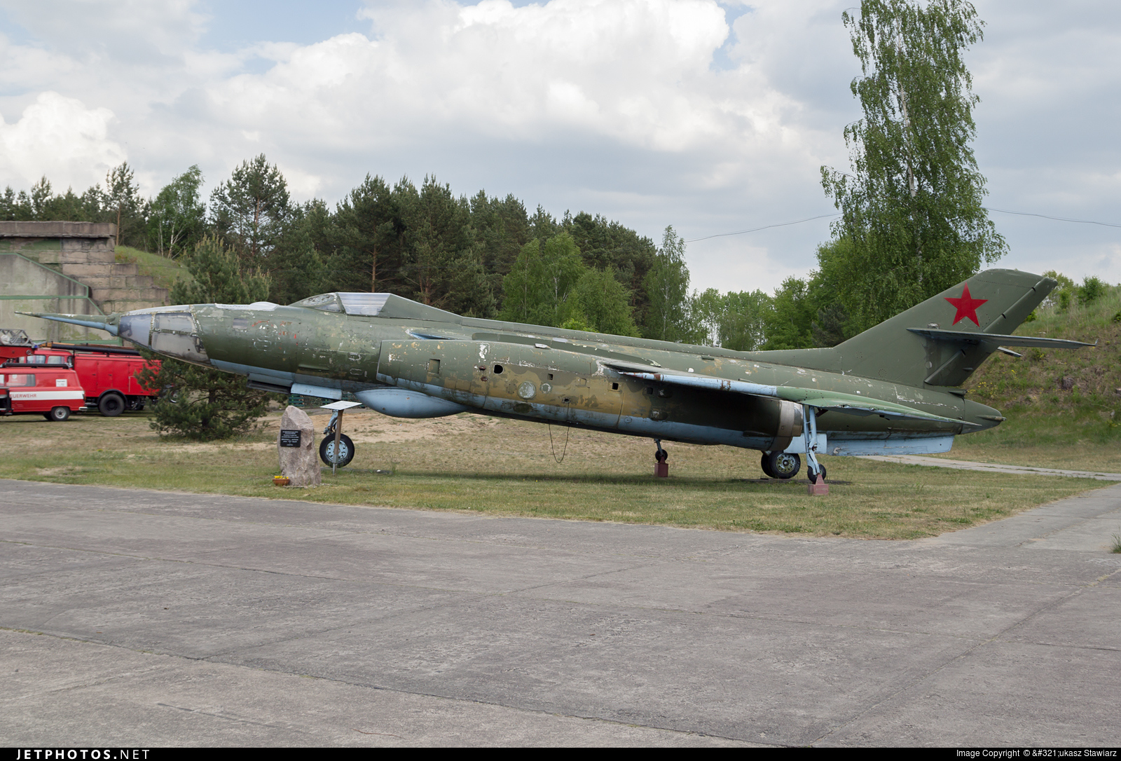 91 - Yakovlev Yak-28R - Russia - Air Force