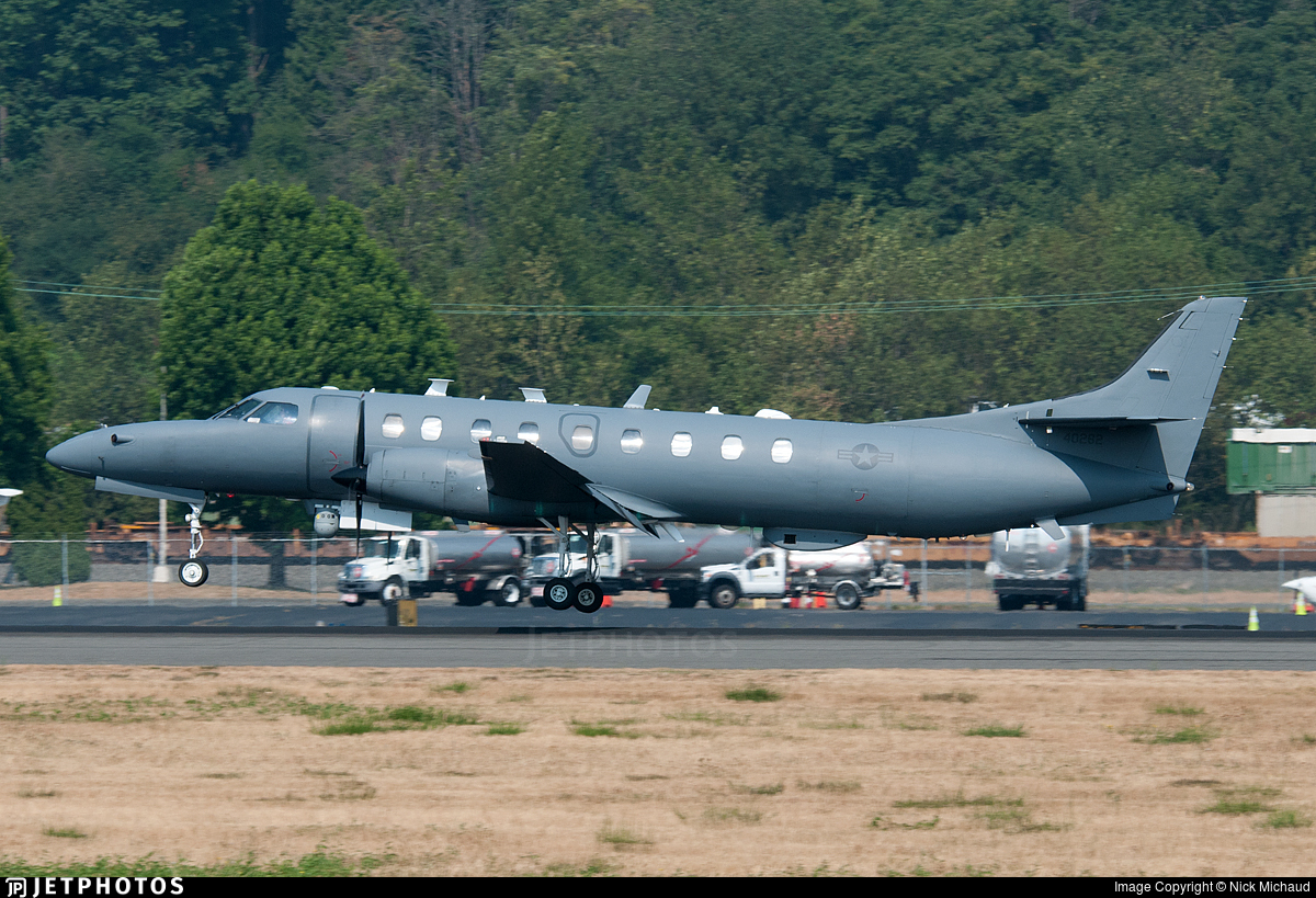 94-0262   Fairchild C-26B Metro 23   United States - US Air Force ...