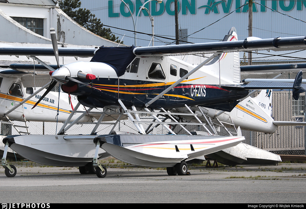 C-FZKS - De Havilland Canada DHC-2 Mk.III Turbo-Beaver - Private