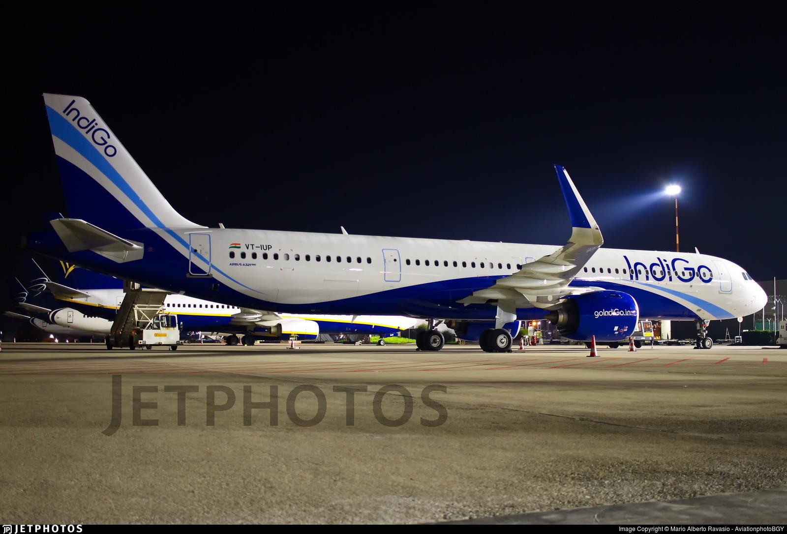VT-IUP - Airbus A321-271NX - IndiGo Airlines
