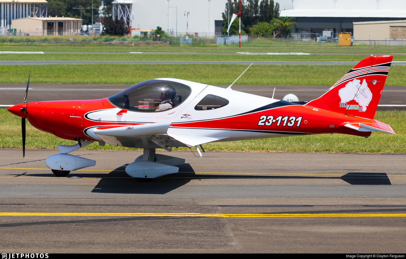 23-1131 - BRM Aero Bristell - Private